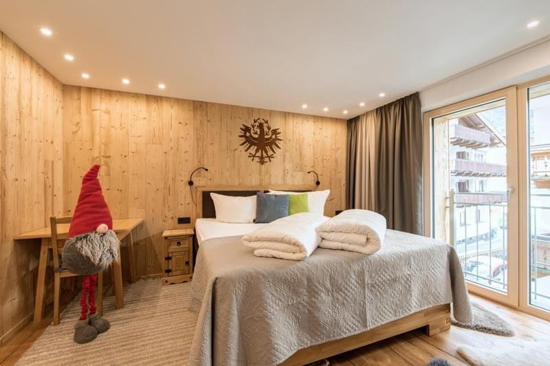 Schlafzimmer Appartement Anemone